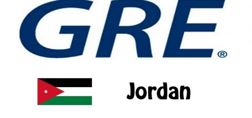 GRE Test Centers in Jordan
