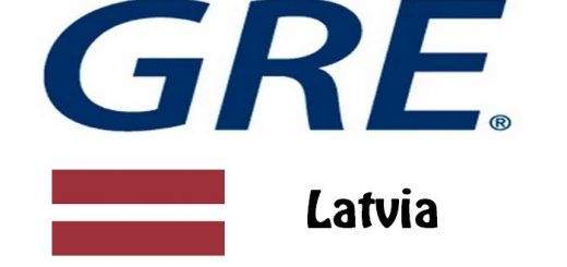 GRE Test Centers in Latvia