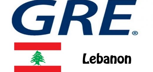 GRE Test Centers in Lebanon