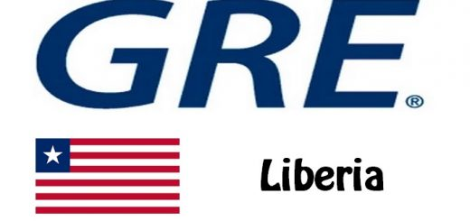 GRE Test Centers in Liberia