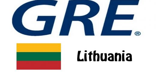 GRE Test Centers in Lithuania