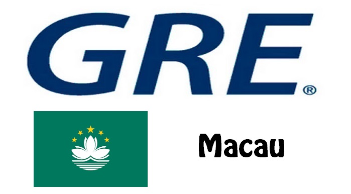 GRE Test Centers in Macau