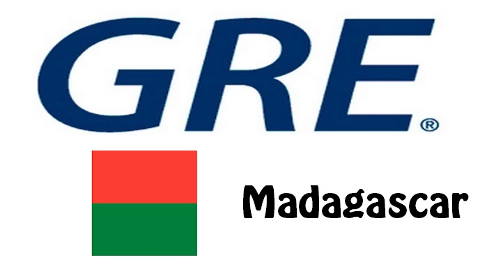 GRE Test Centers in Madagascar