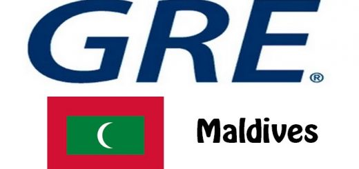 GRE Test Centers in Maldives