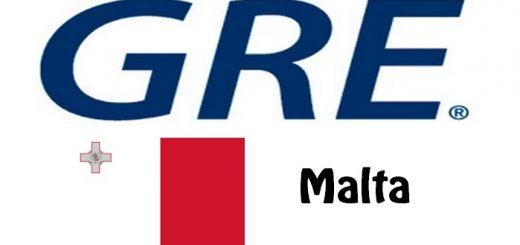GRE Test Centers in Malta
