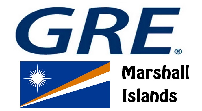 GRE Test Centers in Marshall Islands