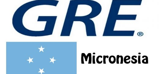 GRE Test Centers in Micronesia