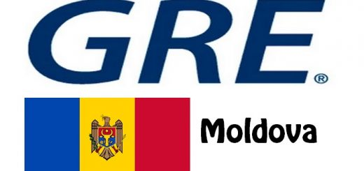 GRE Test Centers in Moldova