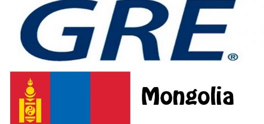 GRE Test Centers in Mongolia