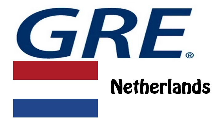 GRE Test Centers in Netherlands
