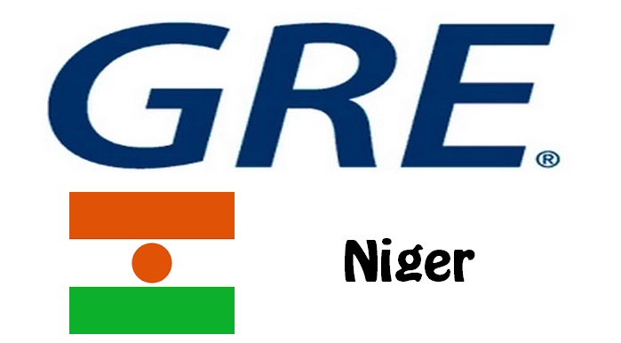 GRE Test Centers in Niger