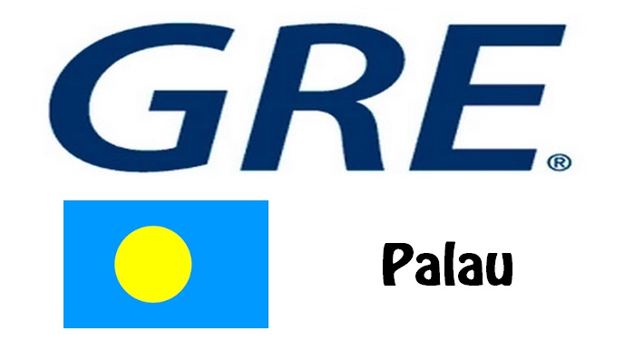 GRE Test Centers in Palau