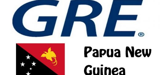 GRE Test Centers in Papua New Guinea