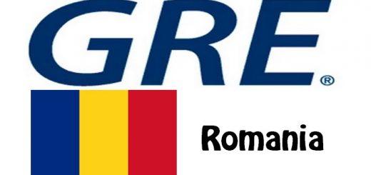 GRE Test Centers in Romania