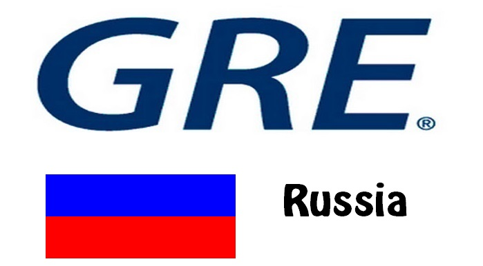 GRE Test Centers in Russia