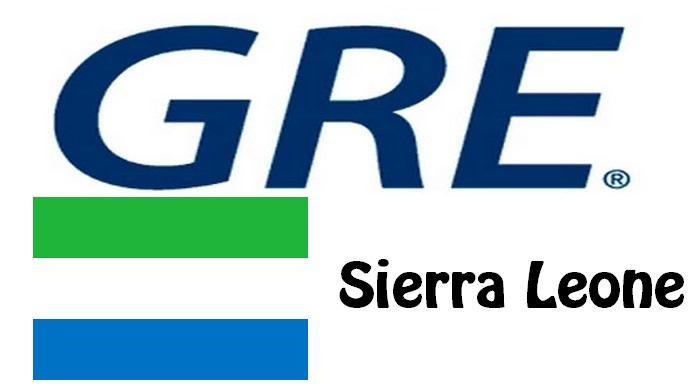 GRE Test Centers in Sierra Leone
