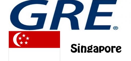 GRE Test Centers in Singapore