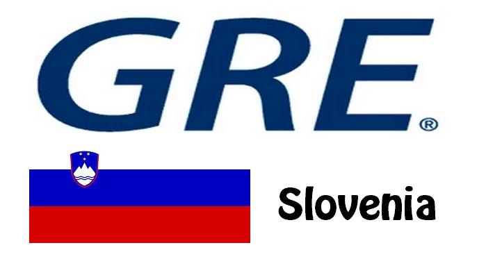 GRE Test Centers in Slovenia