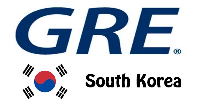 GRE Test Centers in South Korea