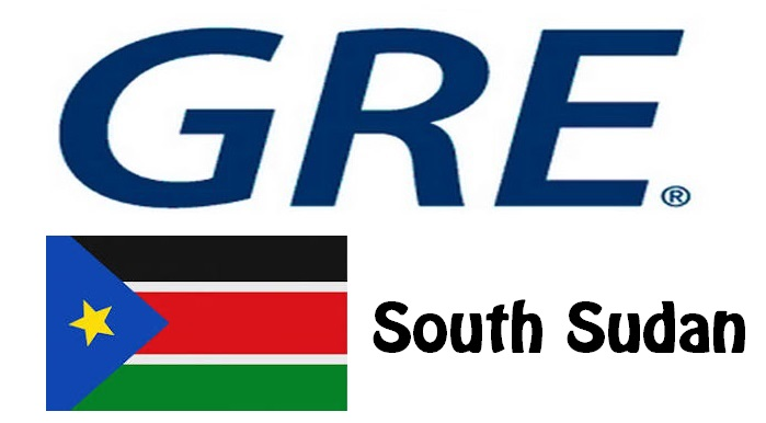 GRE Test Centers in South Sudan