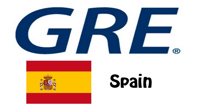 GRE Test Centers in Spain