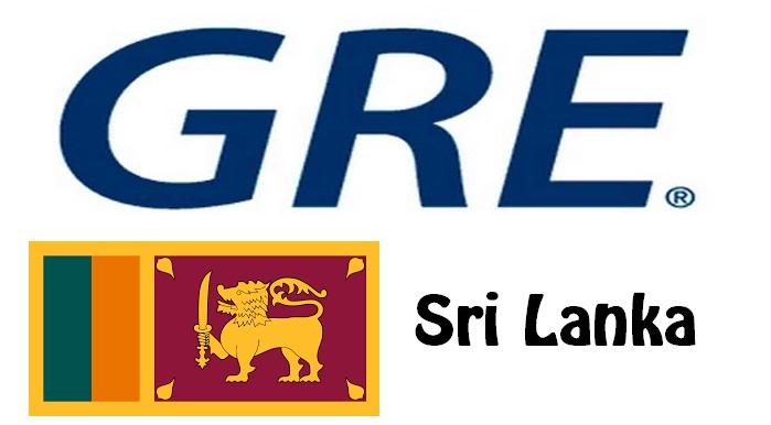 GRE Test Centers in Sri Lanka