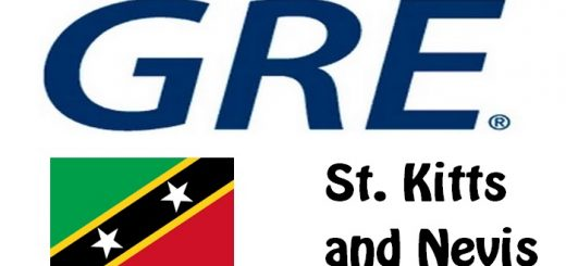GRE Test Centers in St. Kitts and Nevis