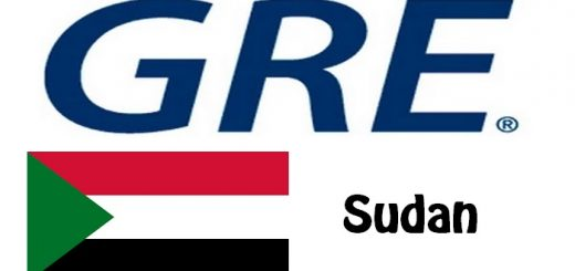 GRE Test Centers in Sudan