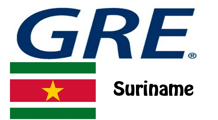 GRE Test Centers in Suriname