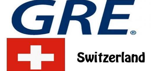 GRE Test Centers in Switzerland