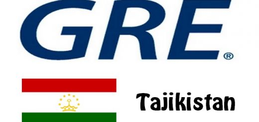 GRE Test Centers in Tajikistan