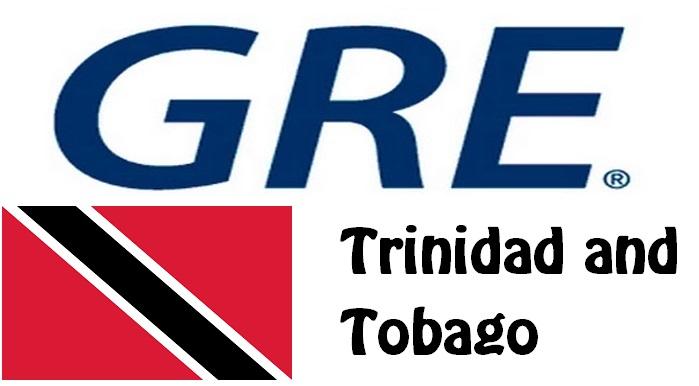 GRE Test Centers in Trinidad and Tobago