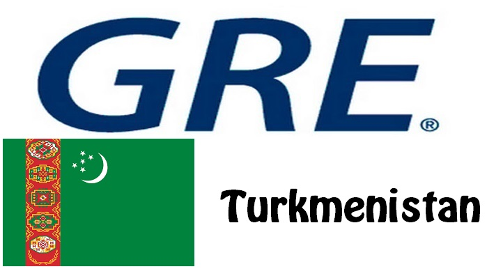 GRE Test Centers in Turkmenistan