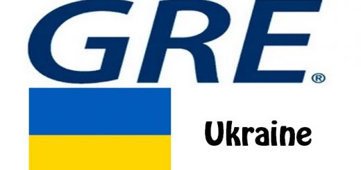 GRE Test Centers in Ukraine