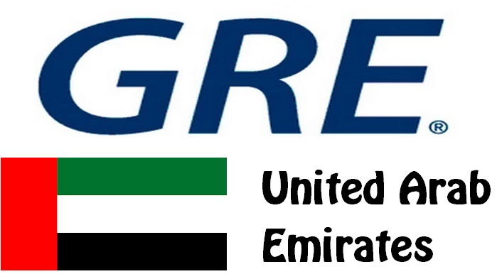 GRE Test Centers in United Arab Emirates