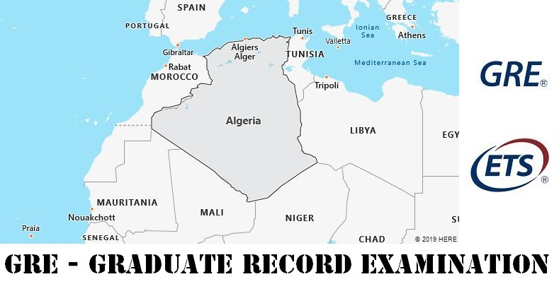 GRE Testing Locations in Algeria