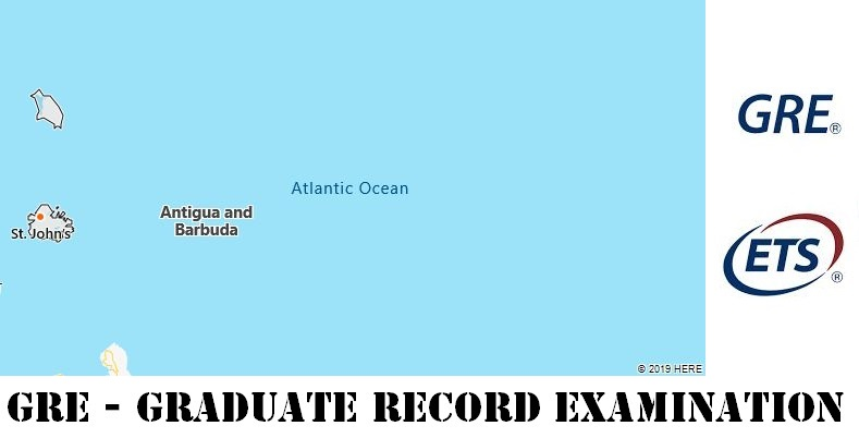 GRE Testing Locations in Antigua and Barbuda