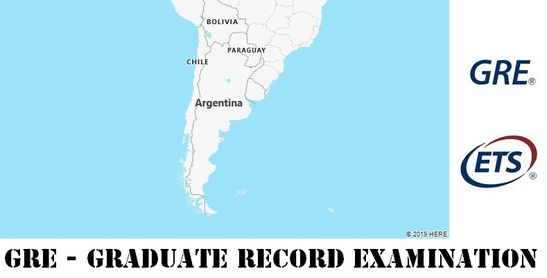 GRE Testing Locations in Argentina