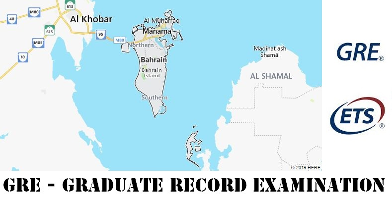 GRE Testing Locations in Bahrain