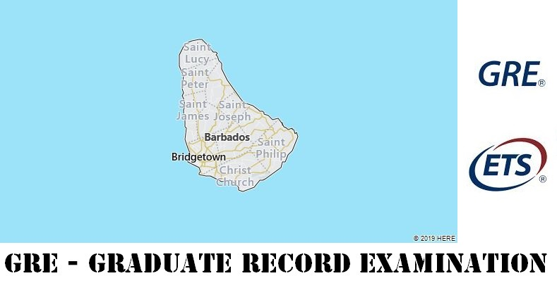 GRE Testing Locations in Barbados