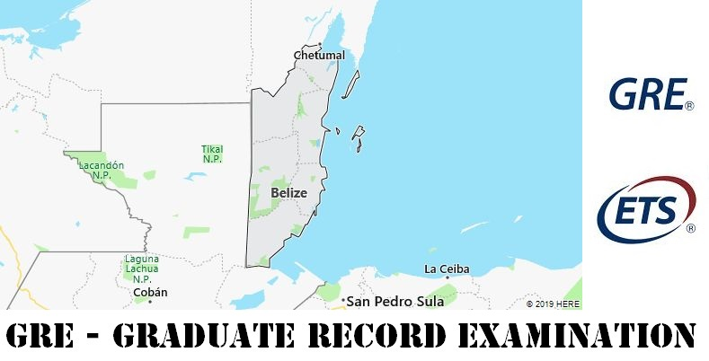 GRE Testing Locations in Belize