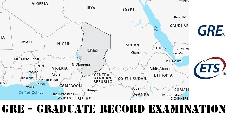 GRE Testing Locations in Chad