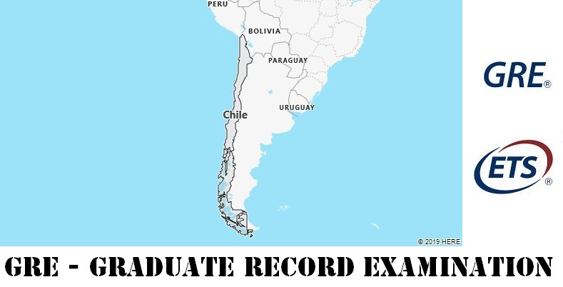 GRE Testing Locations in Chile