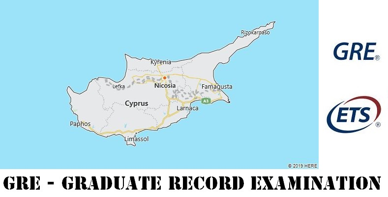 GRE Testing Locations in Cyprus
