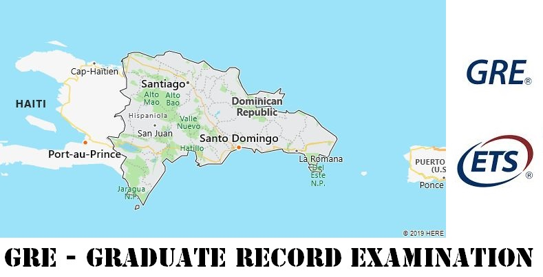 GRE Testing Locations in Dominican Republic