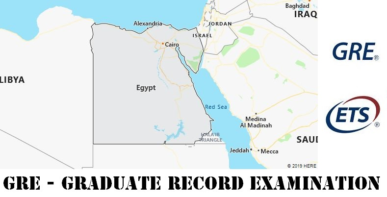 GRE Testing Locations in Egypt