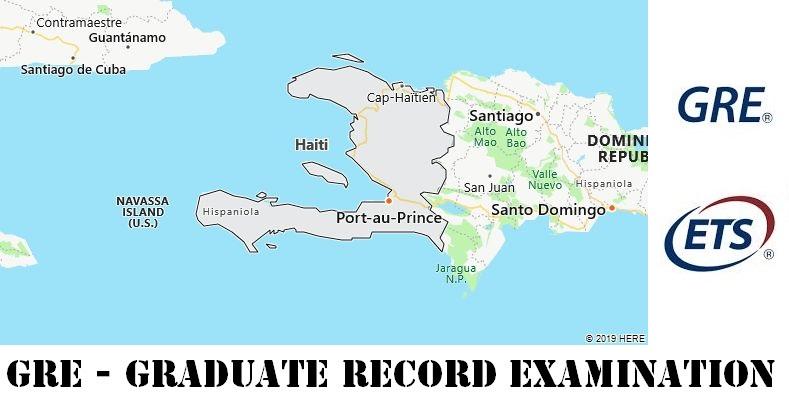 GRE Testing Locations in Haiti