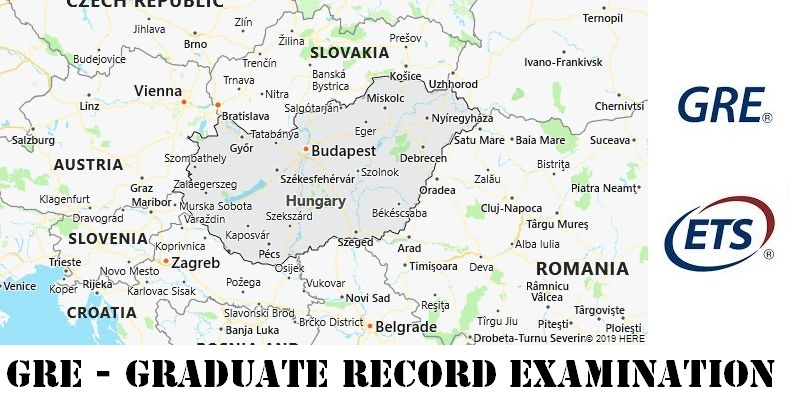 GRE Testing Locations in Hungary