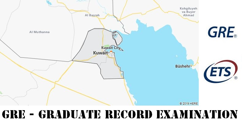 GRE Testing Locations in Kuwait