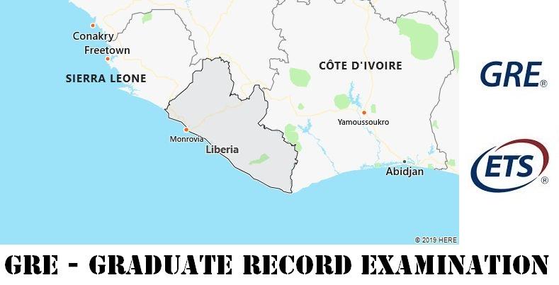 GRE Testing Locations in Liberia
